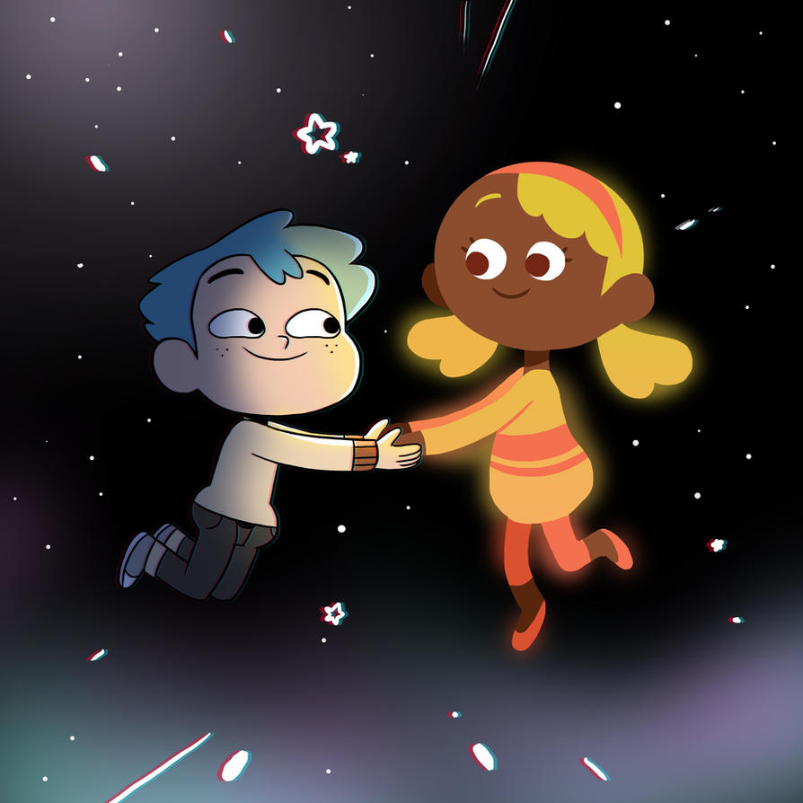 Human! Gumba... Gumball And Penny Anime