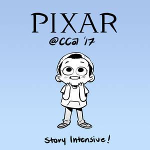 Pixar Story Intensive