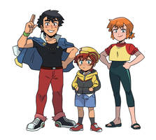 Pokeshipping Family
