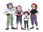 Rocketshipping Family
