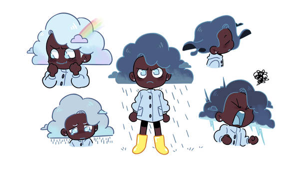 Cloud Girl
