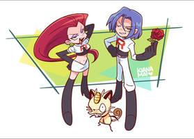 PASWG Team Rocket