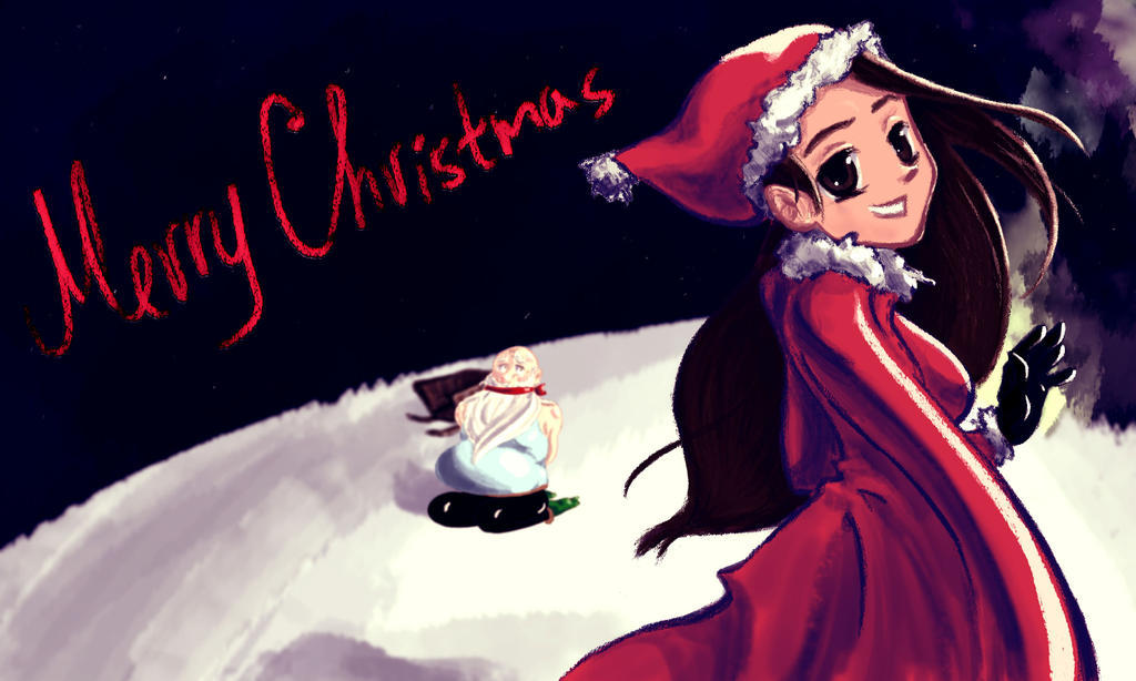 Merry Christmas! by Viki-chii