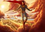 Superman-Peace Of Earth.