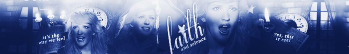 Faith And Science Banner {animated} by silentshadow3