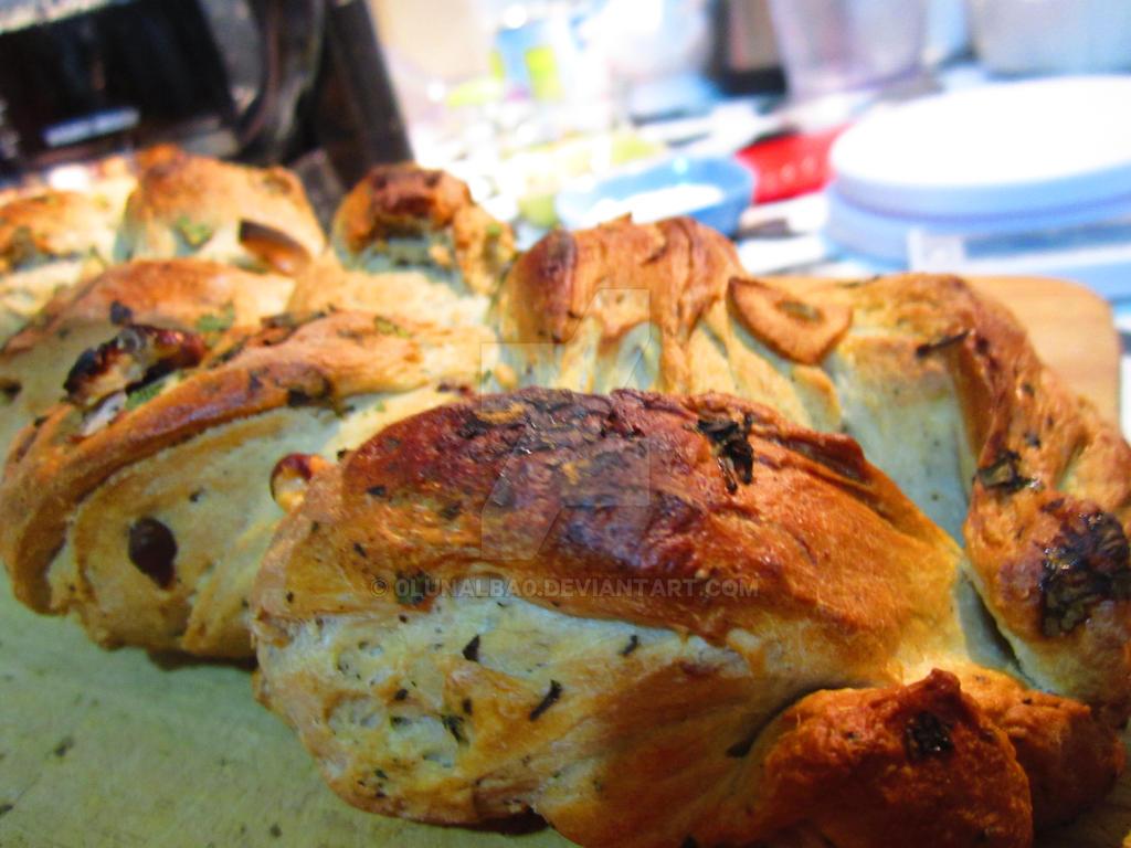garlic bread by 0Lunalba0