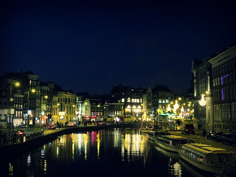 Amsterdam by PurpleScarecrow