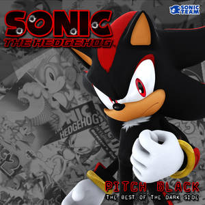 PITCH BLACK CD Cover