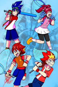 20 Years of Ape Escape!