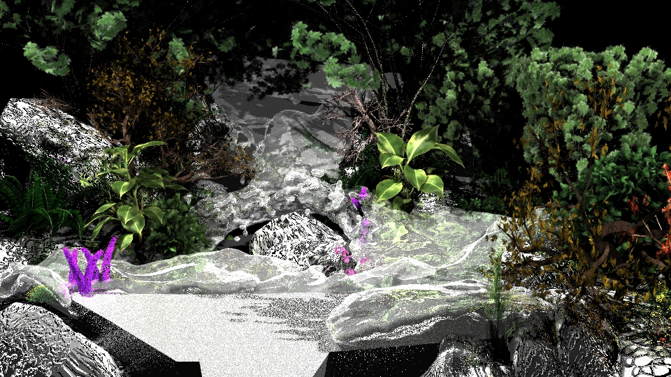 Realflow Waterfall by SSJKamui
