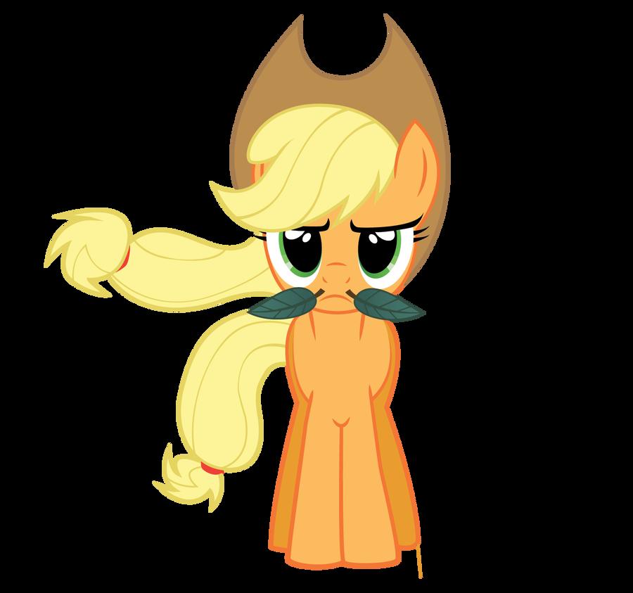 Applejack by SparkPonies