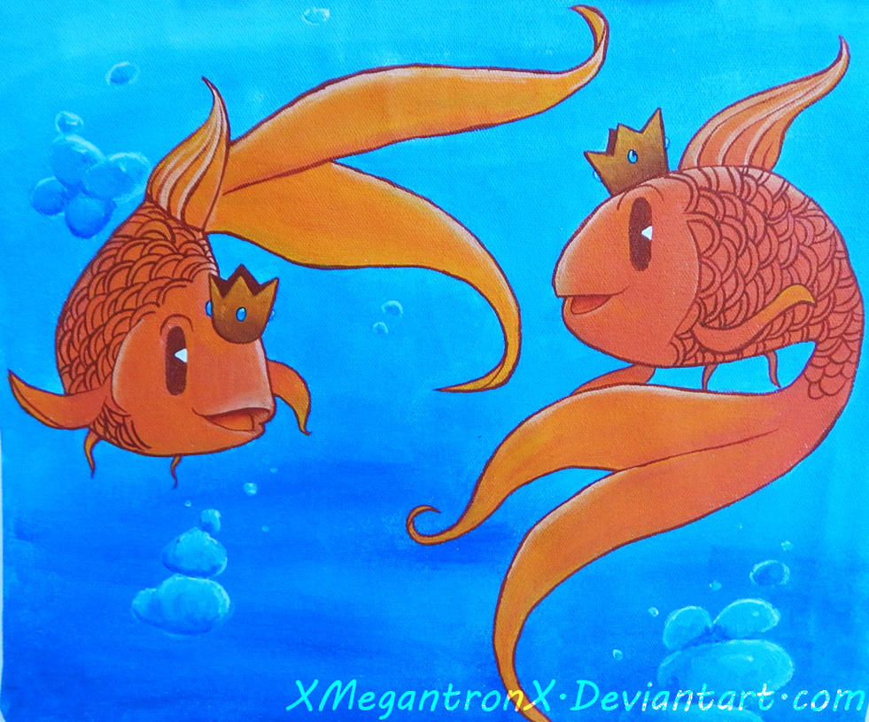 Fishies 2 by XMegantronX