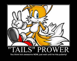 Tails Prower Motivational by GJTProductions