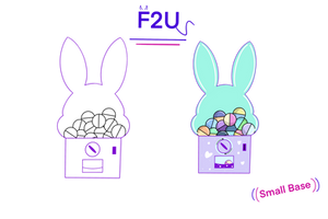 [F2U] Gacha Base Rabbit