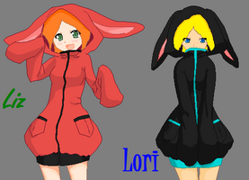 Bunny Sisters!