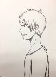 Profile Drawing Attempt