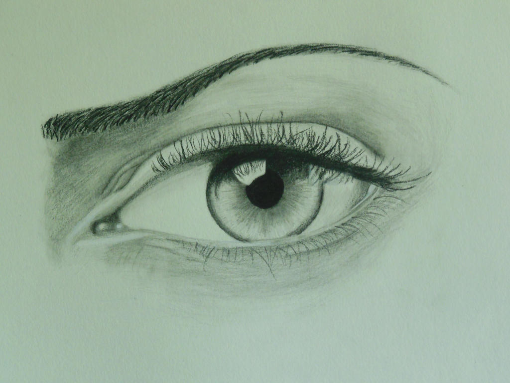 Eye1 by sacredGEOart