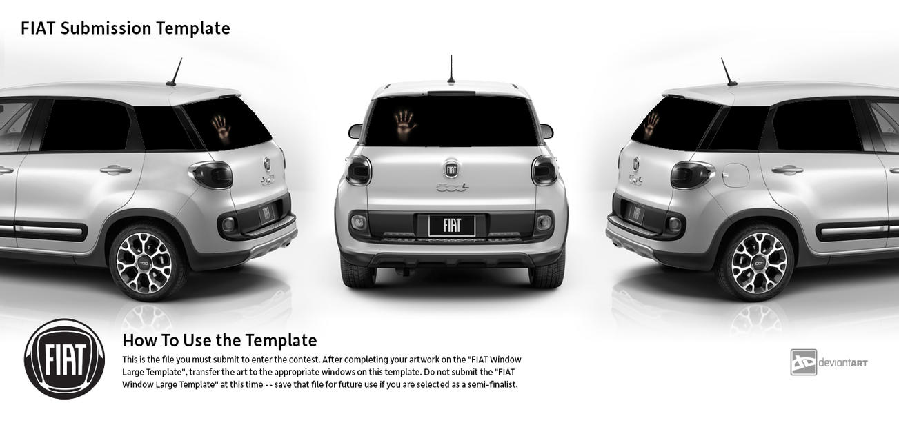 More Fiat Imagination Contest by Drimr