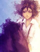 Rukia ~speedpainting by Drimr