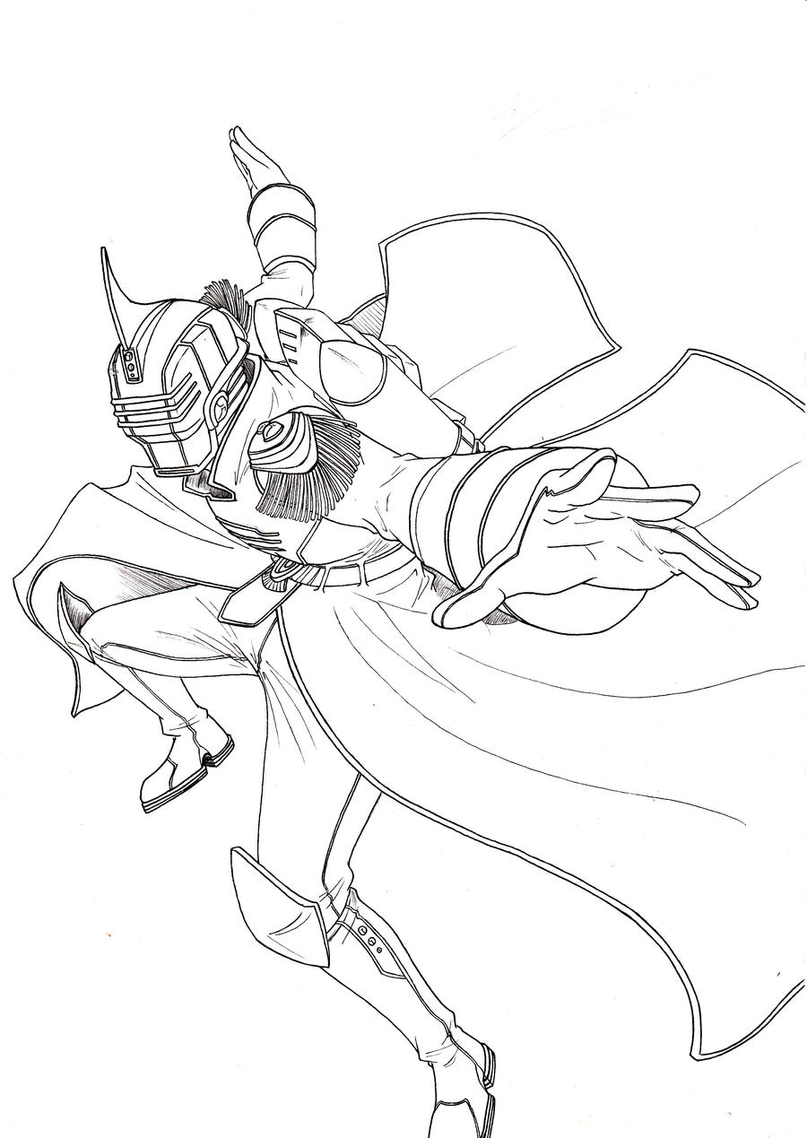 King Of Hero SkyHigh by End-0