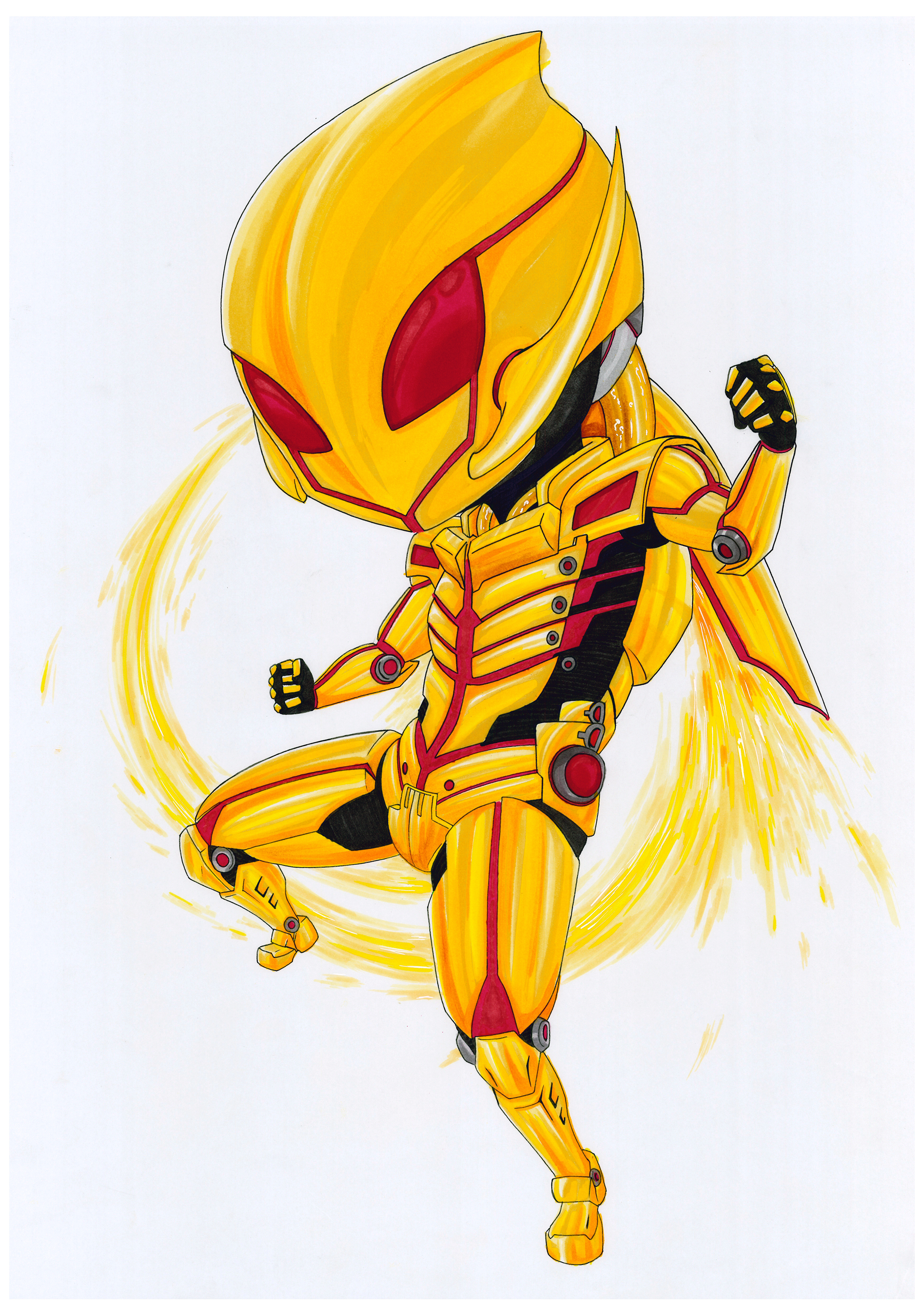 Berserker Firefly by End-0
