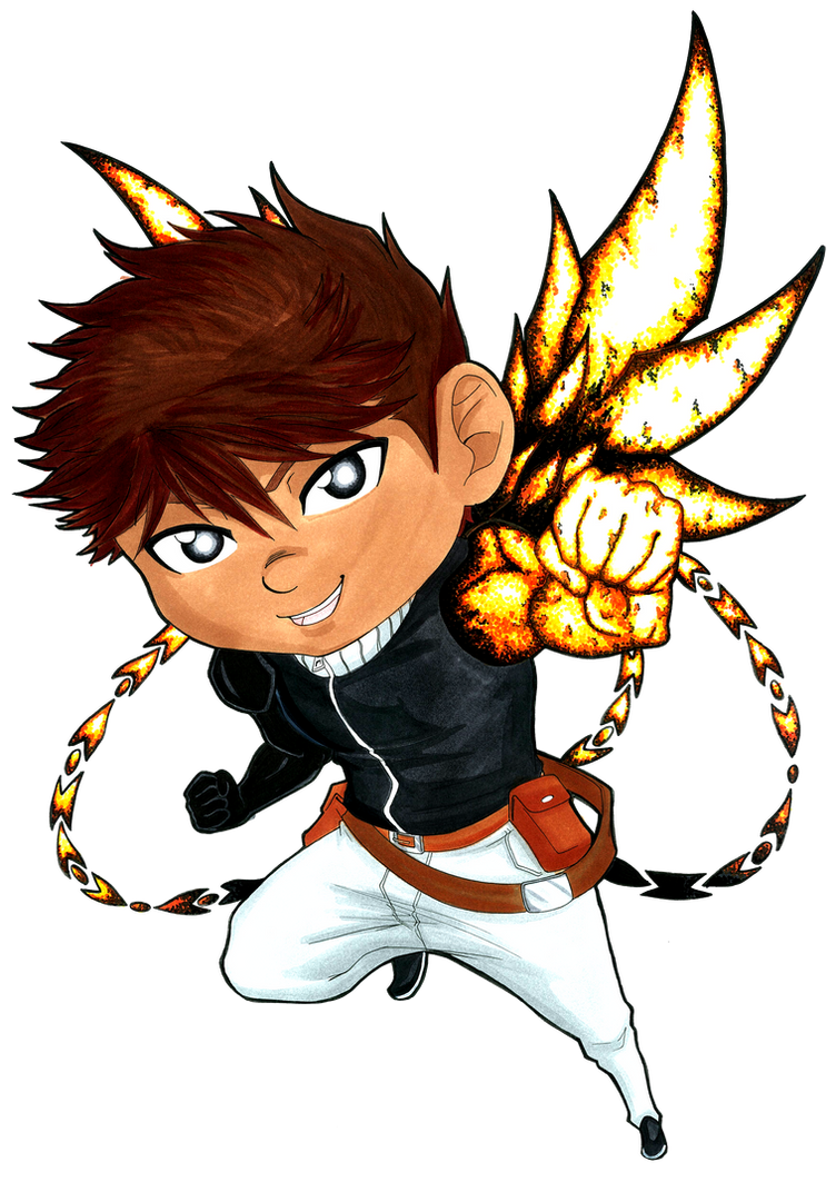 Black Phoenix by End-0