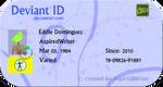 dA ID Card - AspiredWriter