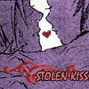 icon: stolen kiss by carichan