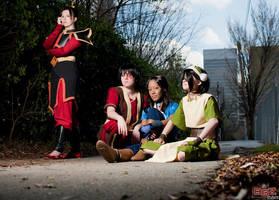Avatar: The Last Airbender- Zuko's Decision by YokoMizuhara