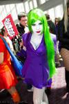 Genderbent Joker