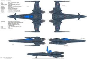 Incom Xi-35 Lightning by Soter-1