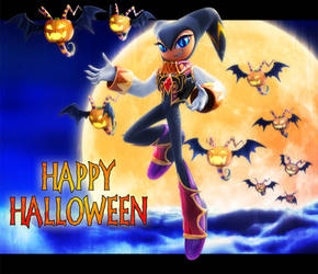 Halloween NiGHTS 2009 by kichigai