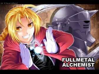 Fullmetal Alchemist by kichigai