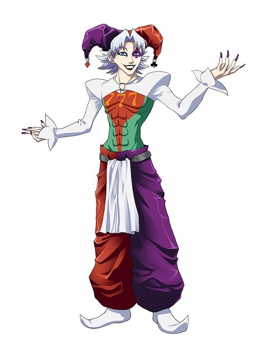 Anime Jester Characters : Pierrot bonnaz yakitate japan by kichigai on deviantart