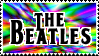 The Beatles Stamp by eltraumado