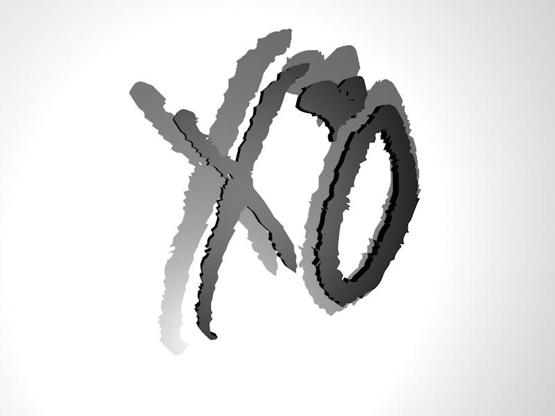 Xo The Weeknd XO THE WEEKND by pinti...