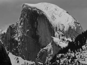 Half Dome by happy-feet-always