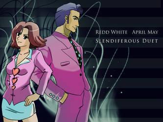 Splendiferous Duet by RidleyWright