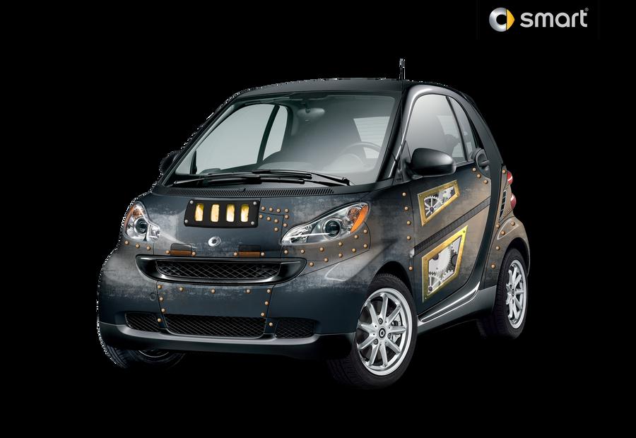 SmartCar: Steam Powered by Geoss