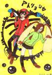 [Zanuelle] Mizuka et Vlad Cosplay