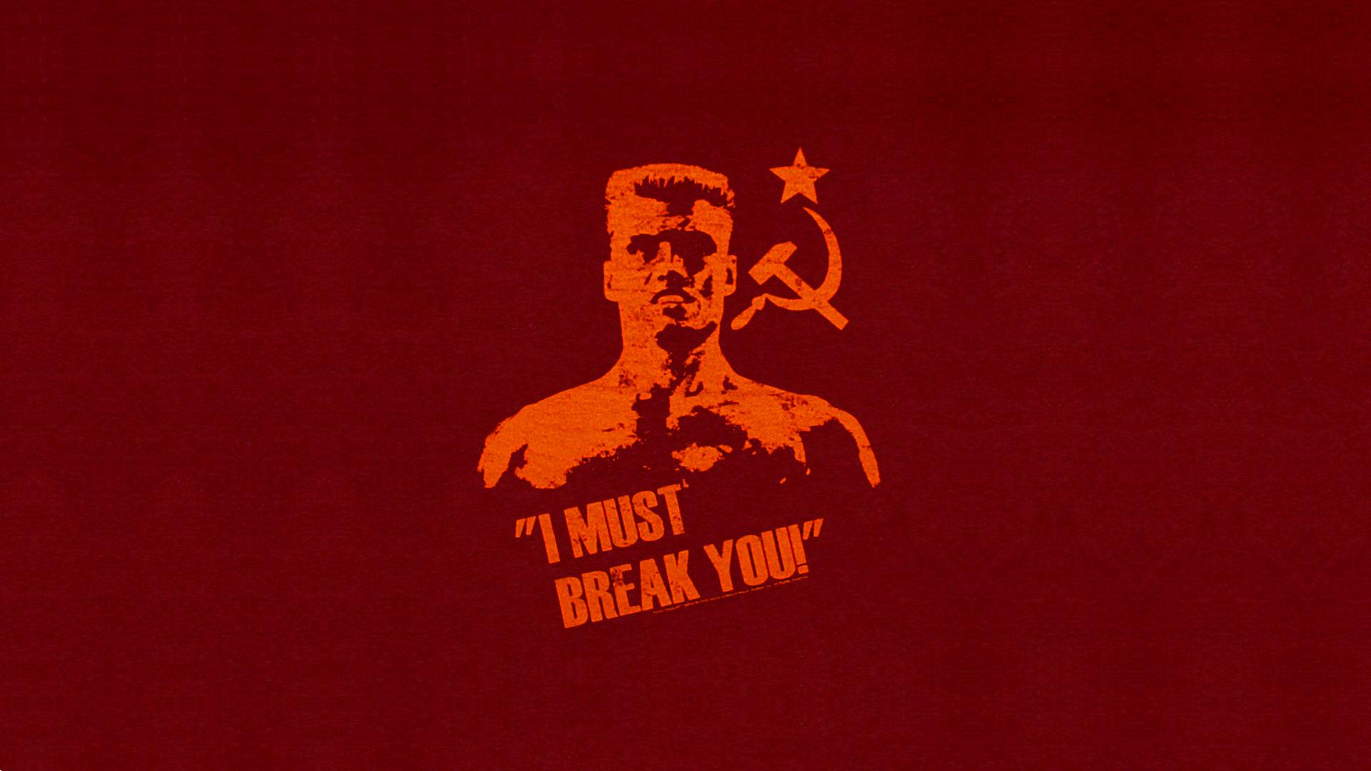 Ivan Drago - I Must Br...