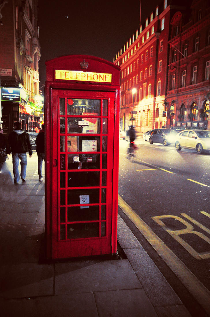 phone booth wallpaper - photo #23
