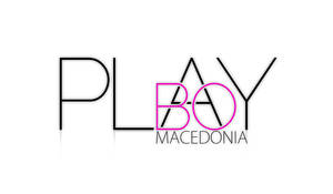 PLAYBOY Macedonia Logo