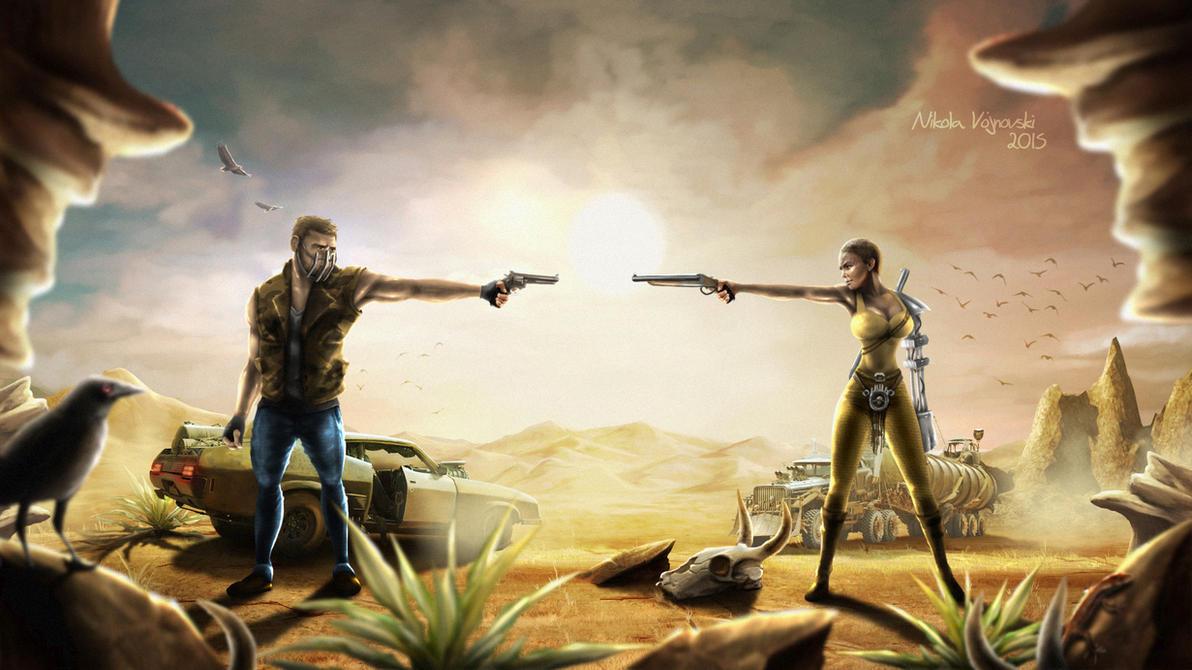 Max Versus Furiosa by extremebt