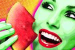 Pop Art Watermelon