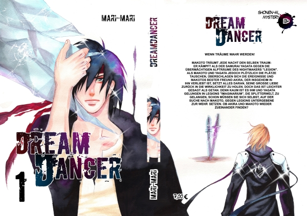 DreamDancer by Shugarcherry