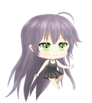 Chibi Mai-chan (Happy birthday, Kein!) by ViralTetris