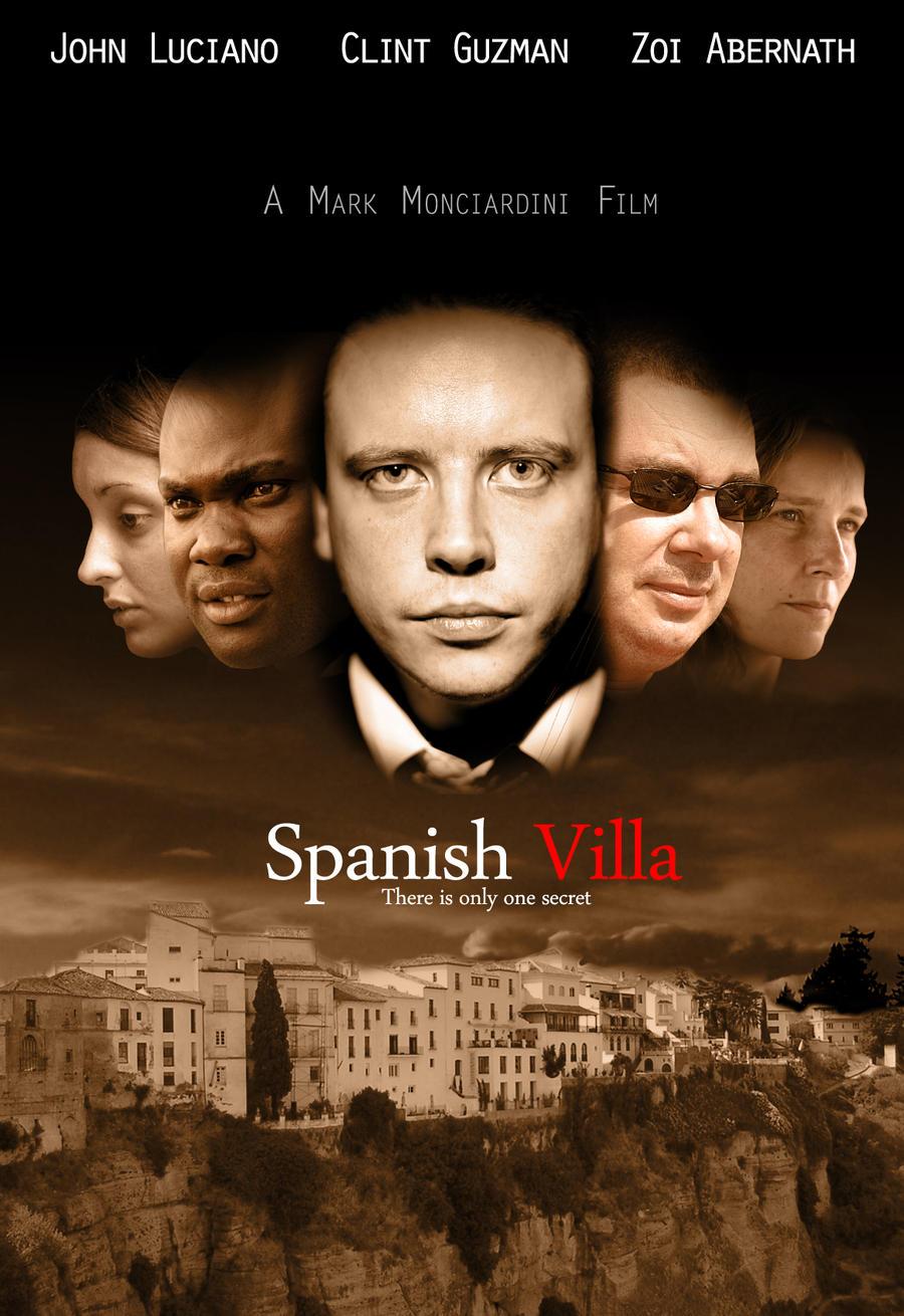 Spanish Villa Movie Poster By Sleepwalker89 On Deviantart