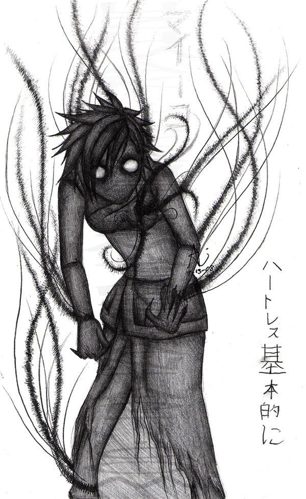 Church Doodle-Heartless Maiiko by Uzumaki-Akane-sama