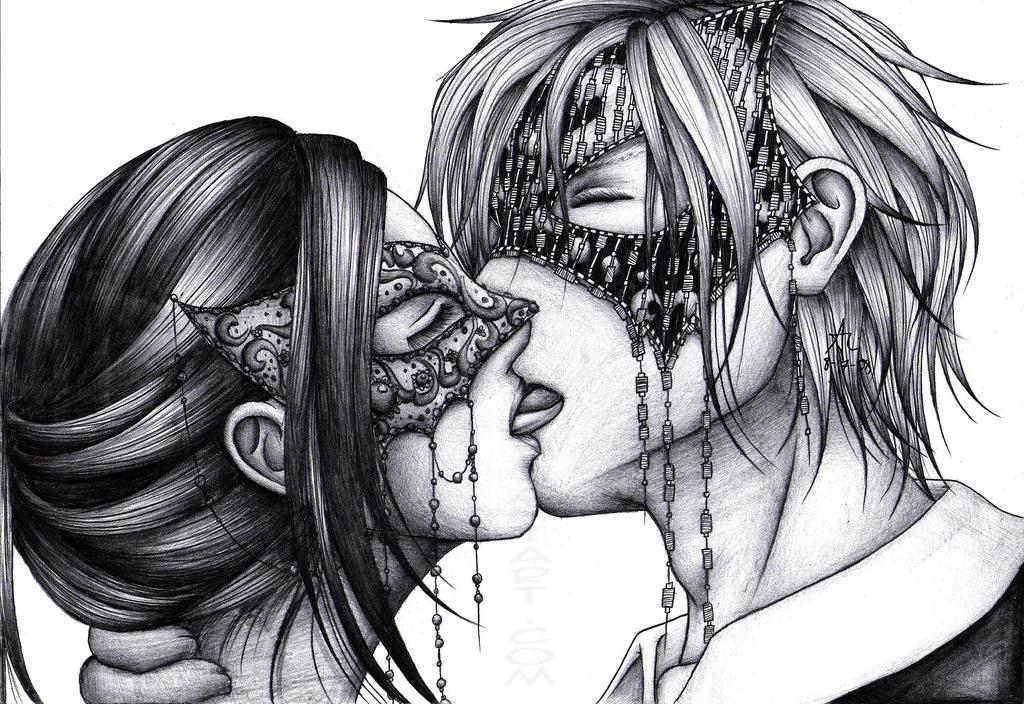Schuyler and Jack - The Party by Uzumaki-Akane-sama